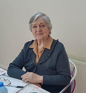 Doç. Dr. Kalina Bogoeva